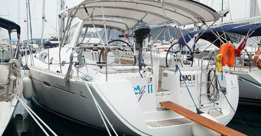 Oceanis 50 Family (port Gocek)