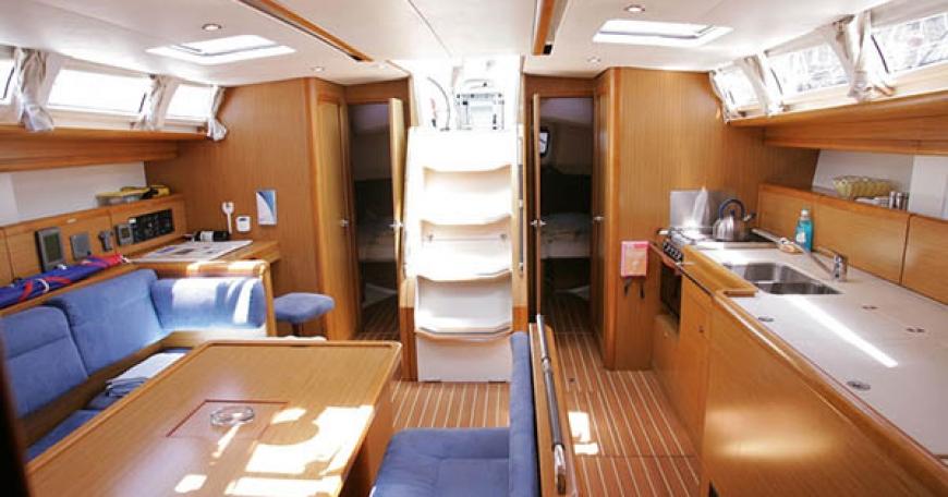 Sun Odyssey 490 (port Gocek)