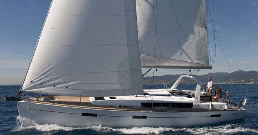 Oceanis 45 (port Gocek)