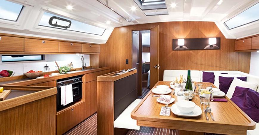 Bavaria Cruiser 46 (Liman Gocek)