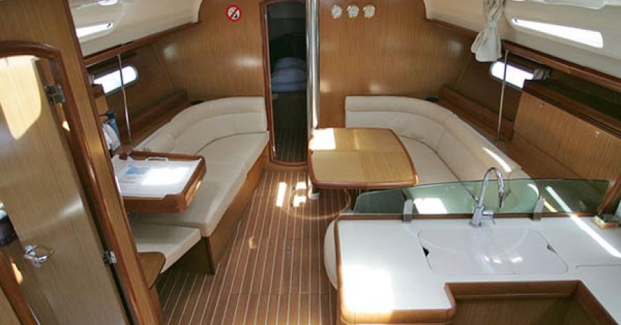 Sun Odyssey 42i - 2008 (port Gocek)