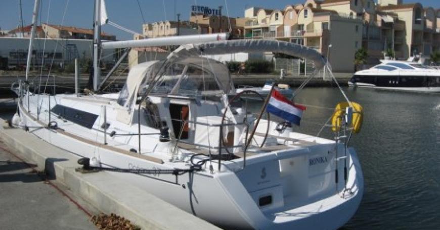 Oceanis 37 (port Fethiye)