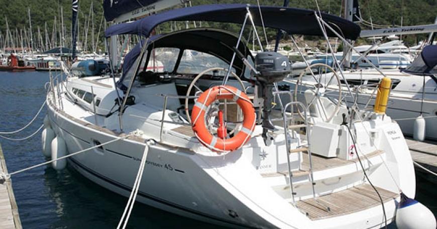 Sun Odyssey 45 (puerto Fethiye)