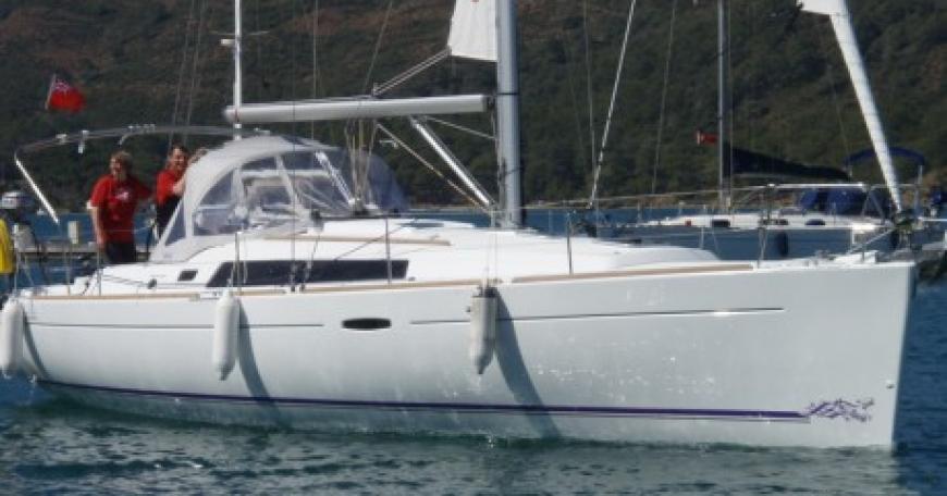 Oceanis 37 (порт Фетхие)