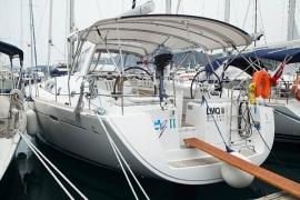 Oceanis 50 Family (port Gocek)