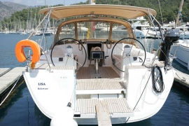 Dufour 445 GL (puerto Gocek)
