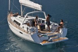 Oceanis 45 (Liman Marmaris)