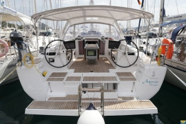 Oceanis 45 - 2015 (порт Бодрум)