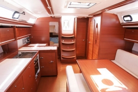 Dufour 445 GL - 3 Cabins (port Gocek)