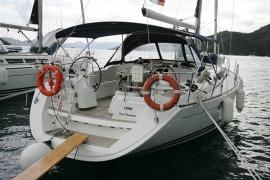 Sun Odyssey 44i (port Gocek)
