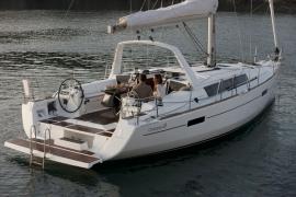 Oceanis 41 (порт Геджек)