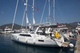 Oceanis 41.1 (puerto Gocek)