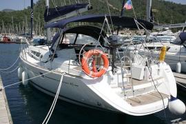 Sun Odyssey 45 (port Fethiye)