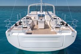 Oceanis 46.1 (porto Gocek)
