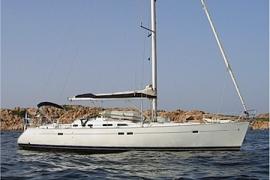 Oceanis 473 (port Bodrum)