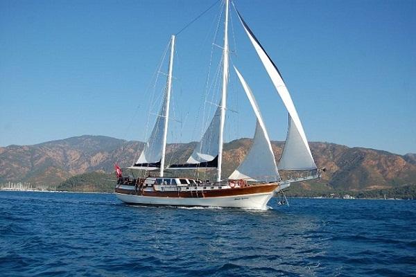 Turkish yacht cruise