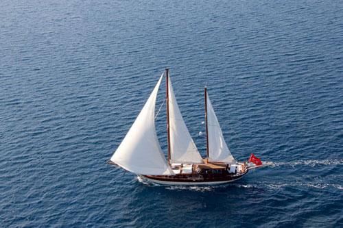 barca a Bodrum