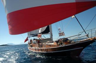 boodrum yacht