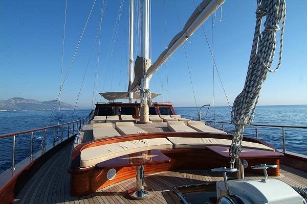 charter goleta Turquia