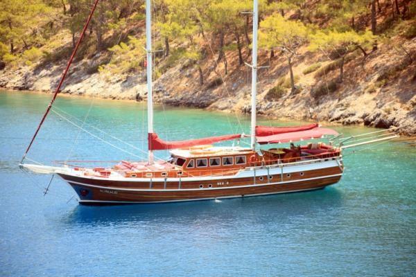 turkey boat charter