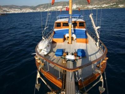 Quali sono le attrazioni durante il vostro Turchia caicchi noleggio intorno Bozburun?