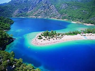 Marmaris-Fethiye Mini Blue Cruise 1