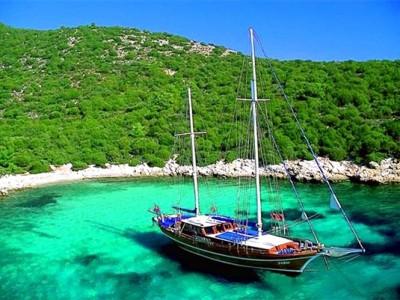 Marmaris-Fethiye Blue Cruise