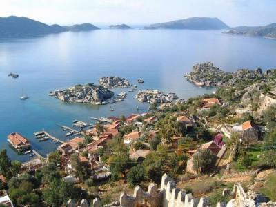 Antalya-Kekova Mavi Tur 1