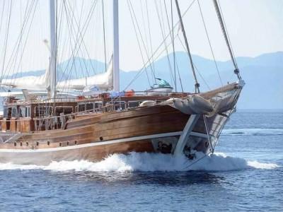 A luxury gulet for Turkey & Greek Islands - Nurten A