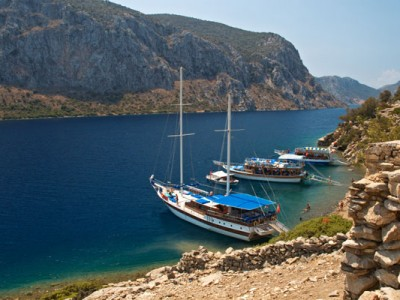 Yacht charter in Turkey instead of a resort holiday (2)
