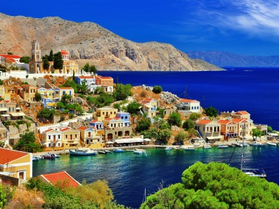 Gulet yacht cabin charters thru Greek Islands