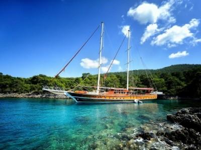 Gulet boat Deniz Felix Balina