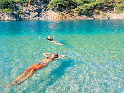 Fethiye and Gocek Islands Mini Cruise 1