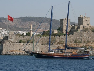 Bodrum- Güney Yunan Adaları Turu 1