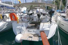 Sun Odyysey 419 (puerto Gocek)