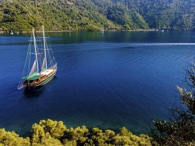 Незабываемый отпуск на яхте гюлет