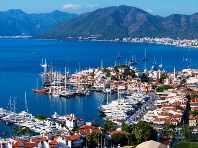 Marmaris-Datca Blue Cruise 1