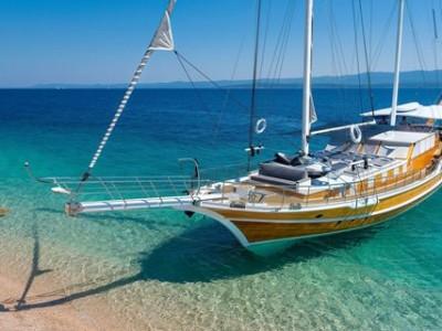 Родос-Сими-Тилос круиз на яхте